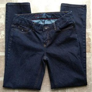 Tommy Hilfiger Spirit Skinny Dark Blue Jeans (A)